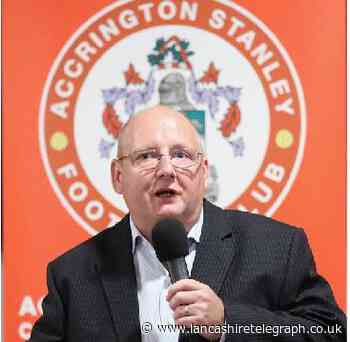 Council boss praises Accrington Stanley chairman's commitment