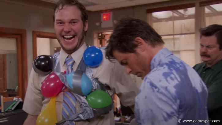 "Chris Pratt Reacts To Being Cast As Mario, Says ""Dreams Come True"""