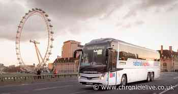 Grab a Chronicle or Journal to claim HALF PRICE travel with National Express
