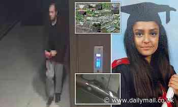 Hunt for SECOND man in Sabina Nessa murder
