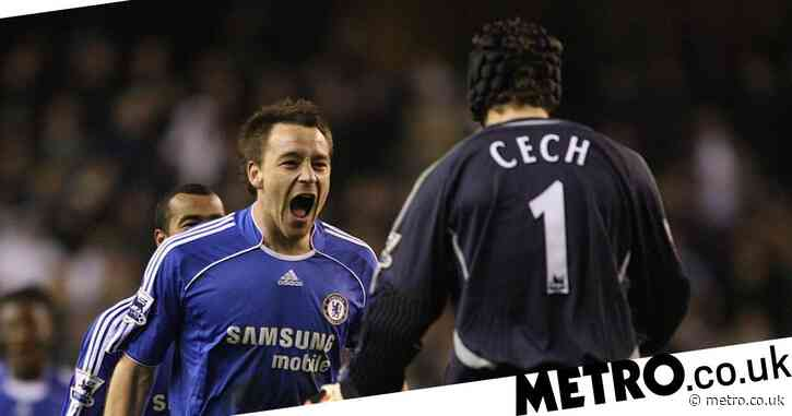 Petr Cech details how John Terry influenced Chelsea's rivalry with Spurs