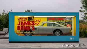 Mit der Lizenz zum Vermarkten: 5x: Bond-Fahrzeuge zum neuen Film - DIE WELT