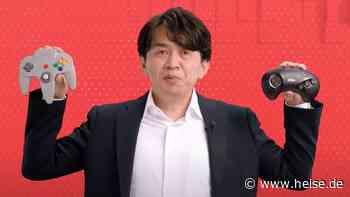 Nintendo: Bühne frei für Mario-Film, Kirby und Nintendo 64 - heise online