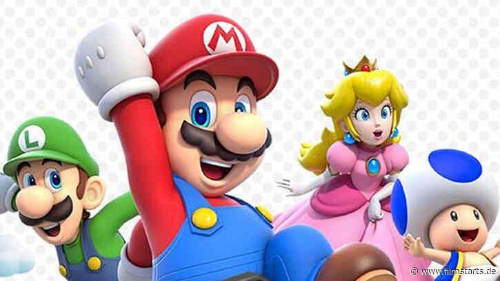 """Marvel-Star übernimmt Hauptrolle im neuen """"Super Mario""""-Film – und auch der restliche Cast ist voll mit Hollywood-Stars - filmstarts"""