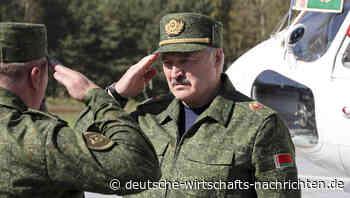 Bericht: Deutsche Bank sperrt Euro-Konten in Weißrussland