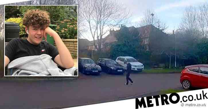 Footage shows last moments of boy, 13, before ambush by teen killers