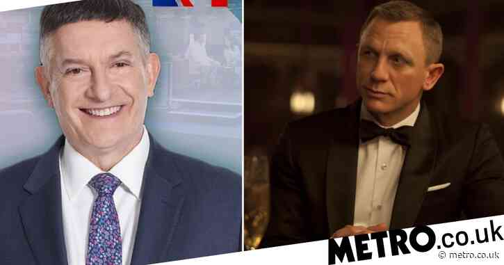 Simon McCoy declares James Bond should be 'white and male' in GB News rant
