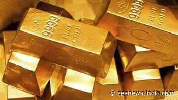 Gold Price Today: Gold prices fell for 3rd straight day, trading cheaper by Rs 10,000 from record highs