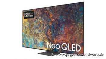 65 Zoll TV mit 120Hz günstig kaufen: Samsung Neo QLED Fernseher bei MediaMarkt - PC Games Hardware