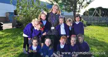 Washington Primary School shortlisted for the Nursery World 2021 awards