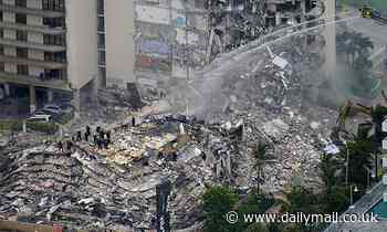 $750,000 in cash was found scattered throughout the rubble of Surfside condo collapse that killed 98