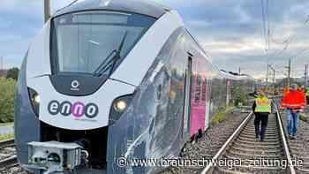 Millionenschaden und Bahnchaos nach Zugentgleisung in Wolfsburg