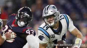 Carolina supera a los Texans y mantiene el invicto - Excélsior