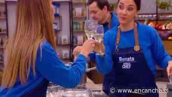"""""""No necesitamos emborracharnos"""": El fuerte reto de Carolina Bazán a Gala Caldirola y Renata Bravo por tomar vino en """"El Discípulo del Chef"""" - EnCancha.cl"""