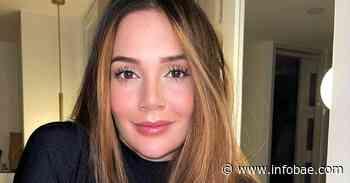 Video   Lina Tejeiro confesó que dañó vestido que le prestaron de Carolina Herrera - infobae