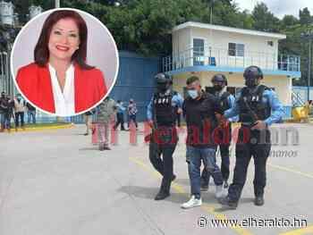 Cae tercer sospechoso en el asesinato de la exdiputada Carolina Echeverría - ElHeraldo.hn