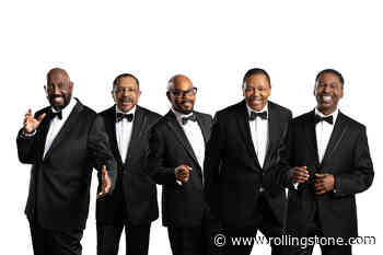 The Temptations Celebrate 60th Anniversary With New Smokey Robinson-Penned Song