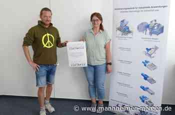 750 Euro für Jugendprojekte - Mannheimer Morgen