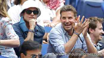 Leonardo DiCaprio, Bradley Cooper, Brad Pitt, others add Hollywood spice to US Open. See pics - Hindustan Times