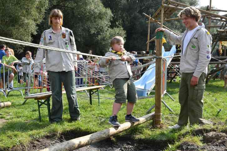 Scouts Wijnegem starten Akabetak: ook kinderen met beperking horen er helemaal bij