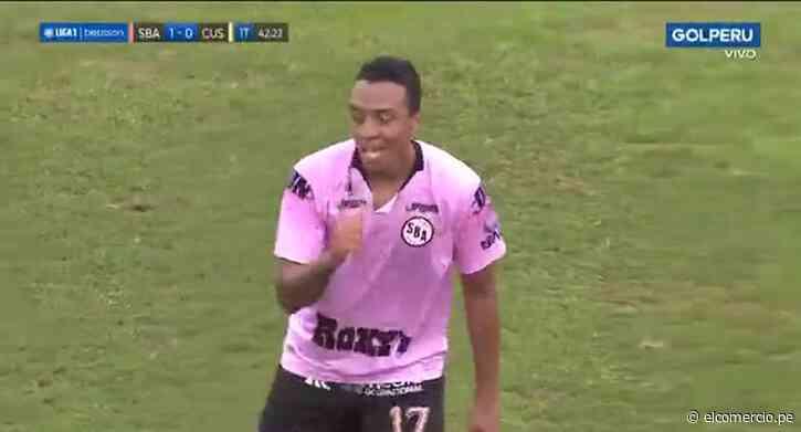 Sport Boys vs. Cusco FC: Joao Villamarín anotó el 1-0 'Rosado' en la Liga 1 | VIDEO - El Comercio Perú