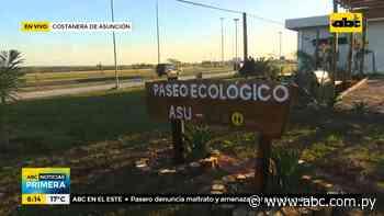 """""""Paseo Ecológico"""", el nuevo espacio en la Costanera de Asunción - ABC Color"""