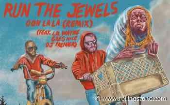 Lil Wayne and DJ Premier Hop on Run the Jewels' 'Ohh La La' Remix