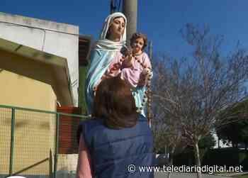 Virgen del Rosario de San Nicolás en Villa Dalcar - Telediario Digital