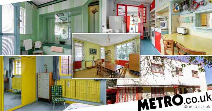 Time capsule house giving glimpse into the 1930s for sale for £1.75 million