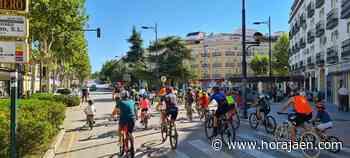 La Carolina apuesta por la bicicleta en la Semana de la Movilidad - HoraJaén