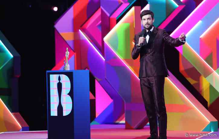 Jack Whitehall says he's stepping down as host of the BRITs