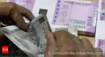 Net direct tax mop-up grows 74% at Rs 5.70L cr this fiscal