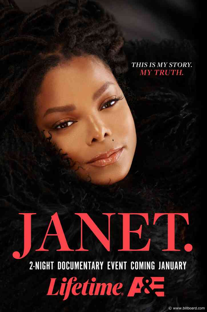 Janet Jackson Documentary Offers Unprecedented Look At Superstar's Life and Career