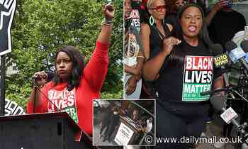Co-founder of BLM in New York threatens 'uprising' over city's 'racist' vaccine mandates