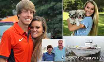 Teen who claims Alex Murdaugh tried to frame him for fatal boat crash is heard in 911 call
