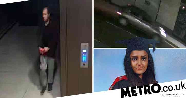 Video released of second man hunted over death of Sabina Nessa