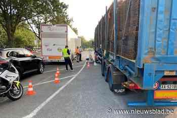Politie int 6.860 euro boete van truckers die niet in orde zijn