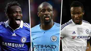 Picking a combined Chelsea-Man City African XI