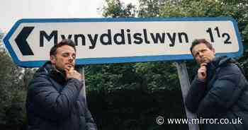 I'm a Celeb: People baffled at how to pronounce Welsh village as Ant and Dec drop by