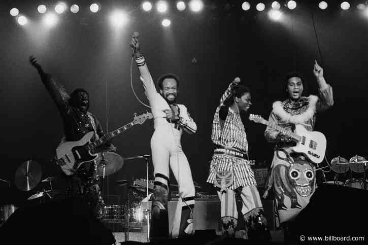 Earth, Wind & Fire's 'September' Has Another Big Streaming Day — on Sept. 21, of Course