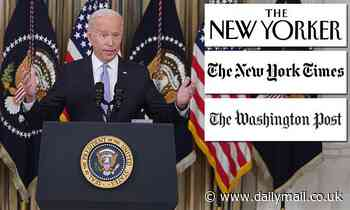 Now New Yorker turns on Biden: Slams his 'jumble of aspirations and haze of uncertainty'