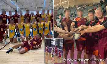 Mike Colman breaks down Netball'sUnder-18 Queensland state title all-boys vs all-girls controversy