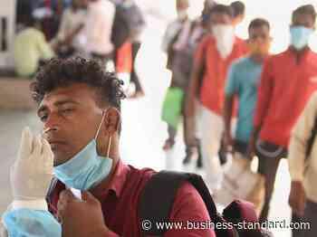 Maharashtra records 3,286 coronavirus infections, 51 fatalities - Business Standard