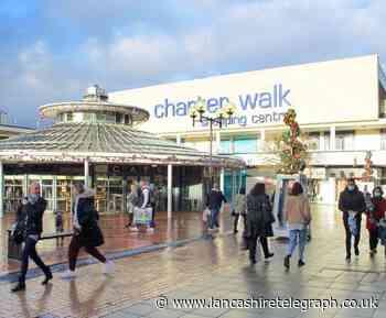 Burnley Council bids to buy Charter Walk shopping centre