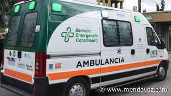 Un ciclista falleció tras un accidente vial en San Rafael - Mendovoz