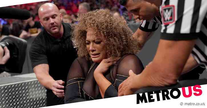 WWE star Nia Jax needs surgery after suffering nasty elbow injury on Raw