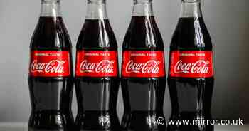 Man dies after downing 1.5litres of Coca Cola in just ten minutes on a hot day