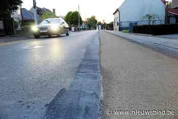 Stationsstraat tijdelijk afgesloten voor vernieuwing fietssuggestiestroken