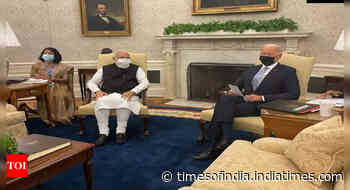 PM Modi holds first bilateral meeting with US President Joe Biden: Key points
