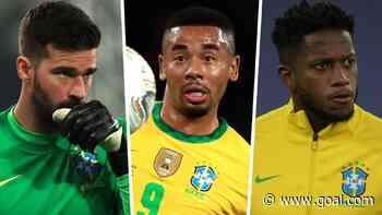 Alisson, Thiago Silva & other Premier League stars in Brazil squad as talks continue over quarantine restrictions